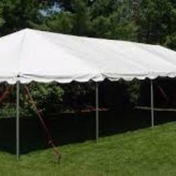 20x50 Standard Frame Tent