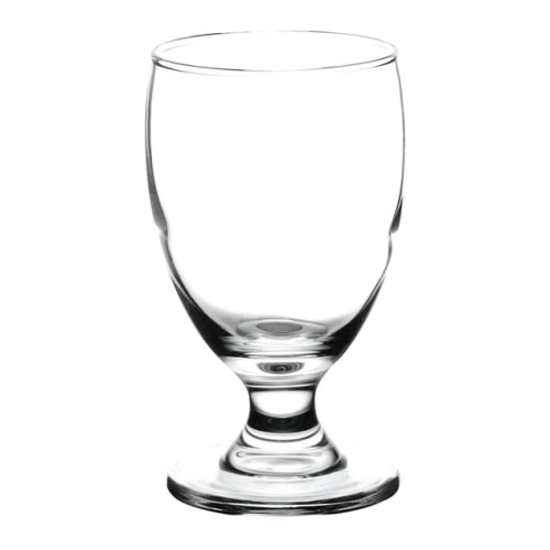 10.5 Oz Glass Goblet