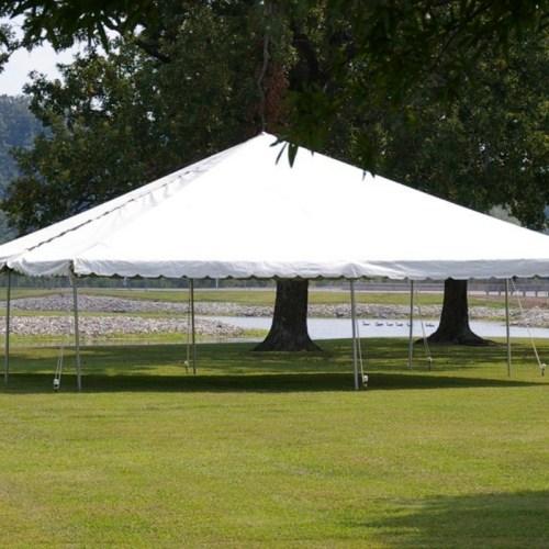 40x40 Standard Frame Tent
