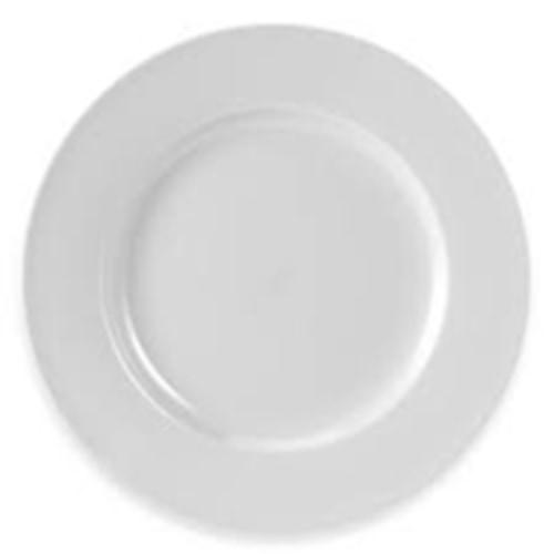 "6.5"" White Dessert Plate"