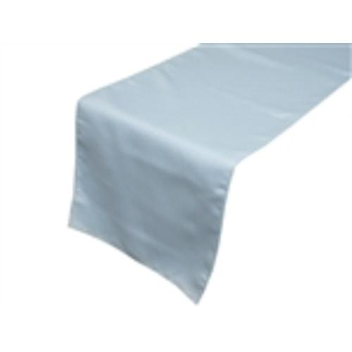 Baby Blue Linen Table Runner