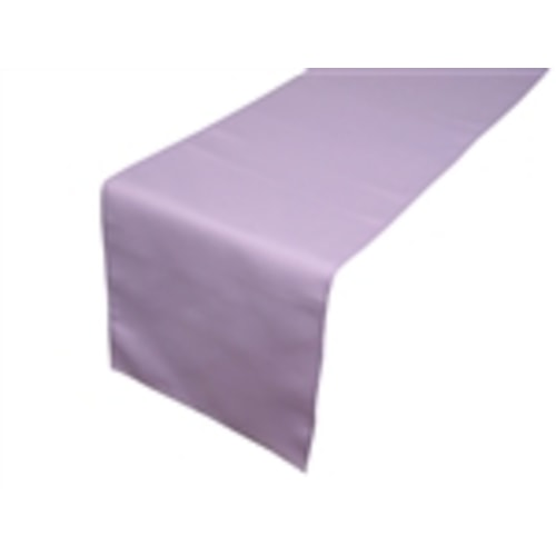 Lavender Linen Table Runner
