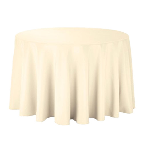 Round Butter Table Cloth