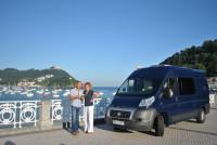 Erkunden Sie mit unserer Wohnmobiltour Aquitanien - die Atlantikseite Südfrankreich und Spaniens!