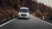 Kompakt, wendig und trotz nur 5,45 Metern Länge alles was ein Wohnmobil braucht - der neue Carado 540...