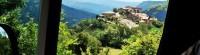 Genießen Sie die malerische Bergwelt auf Ihre Tour mit dem Wohnmobil durch die Pyrenäen. Herrliche Ausblicke laden zum halten und verweilen ein.