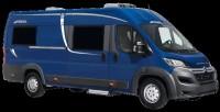 Pössl Roadcruiser B - kompaktes und schnittiges Wohnmobil mit 6,40 Metern Länge