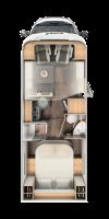 Viel Platz, klare Strukturen - ein Kennzeichen des  Carado T 69.