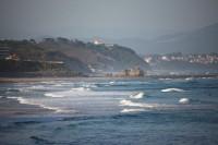 Wenn Sie nach der Pyrenäentour in Biarritz am Atlantik heraus kommen...