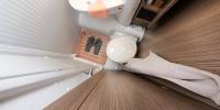 Komfortabel - im Carado V337 sind selbstverständlich im Sanitärraum Dusche, Toilette sowie Waschbecken vorhanden...
