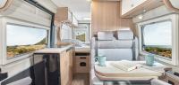 Von vorne bis hinten ein gelungenes, praktisches und schönes Wohnmobil...