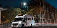 Fahren, fahren, fahren - mit diesem Camper sind lange Touren entspannt möglich...