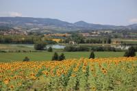 Auf der Tour nach Umbrien erleben Sie wunderschöne Landschaften...