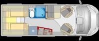 Pössl Roadcruiser B - in diesem Wohnmobils ist alles am richtigen Platz