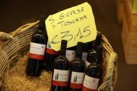 In der Markthalle in Florenz finden Sie alle Köstlichkeiten für einen gemütlichen Abend...