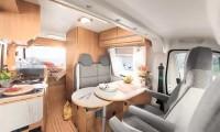 Pössl Roadcruiser B - komfortabel und doch kompakt, bei diesem Wohnmobil hat alles seinen Platz