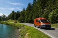 Pössl Roadcruiser B - kompakt und komfortabel mit dem Wohnmobil vereisen