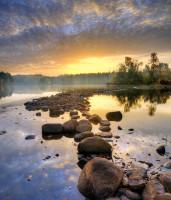 Skandinavien verspricht Natur Pur...