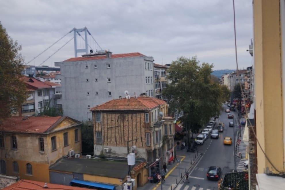 Ortaköy'de Kiralık Daire