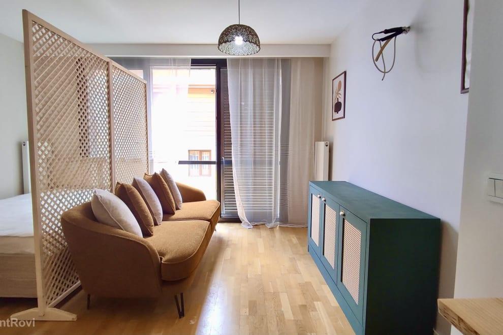 Terrace Feri'de Lüks Studio Daire