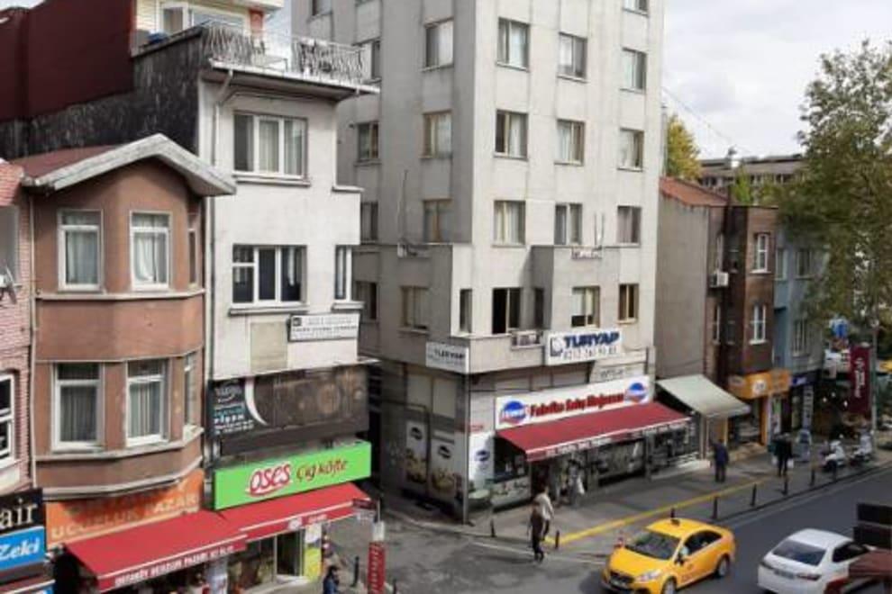 Ortaköy'ün Merkezinde Mobilyalı Daire