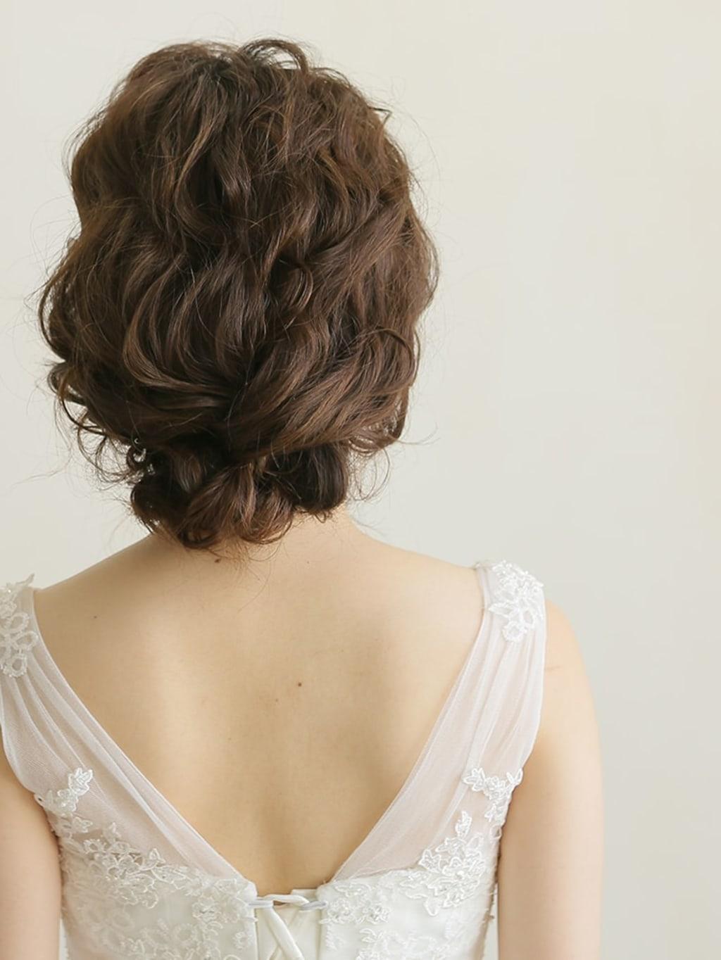 洋装ヘア No.0026