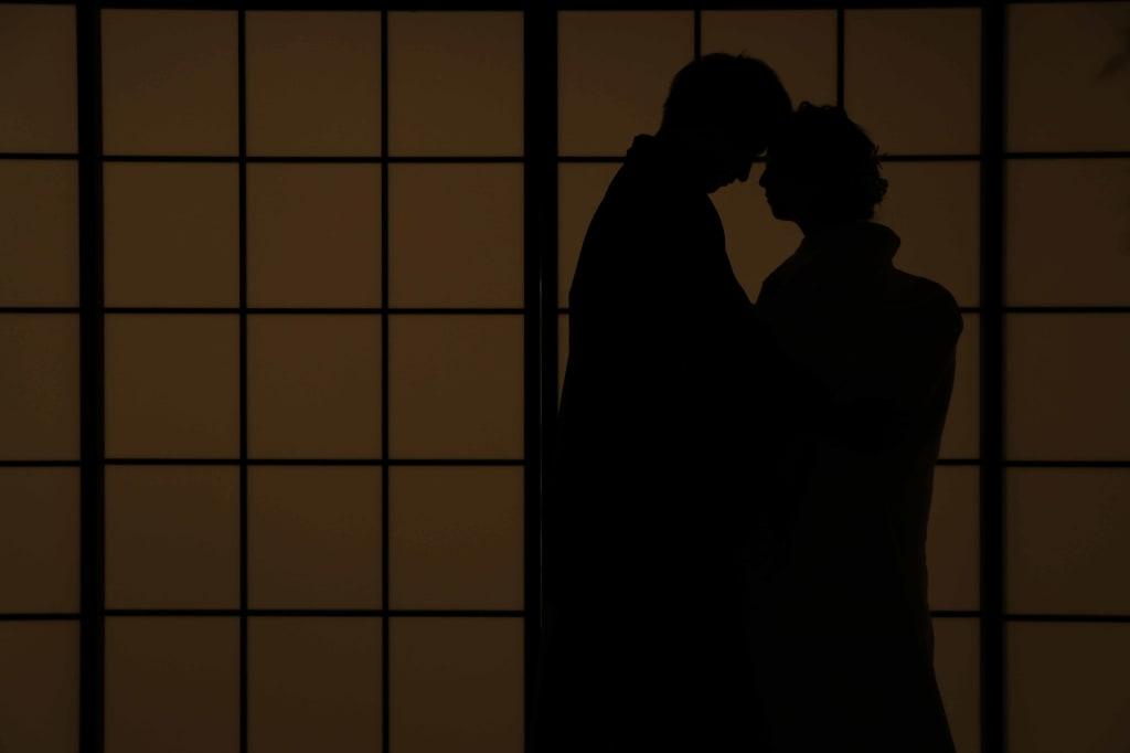 最後はロマンチックに