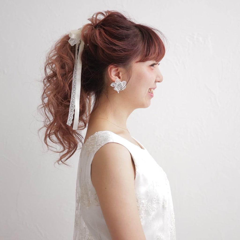 洋装ヘア No.0020