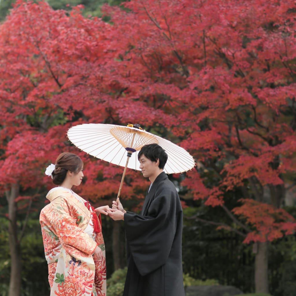 紅葉の季節ももうすぐ