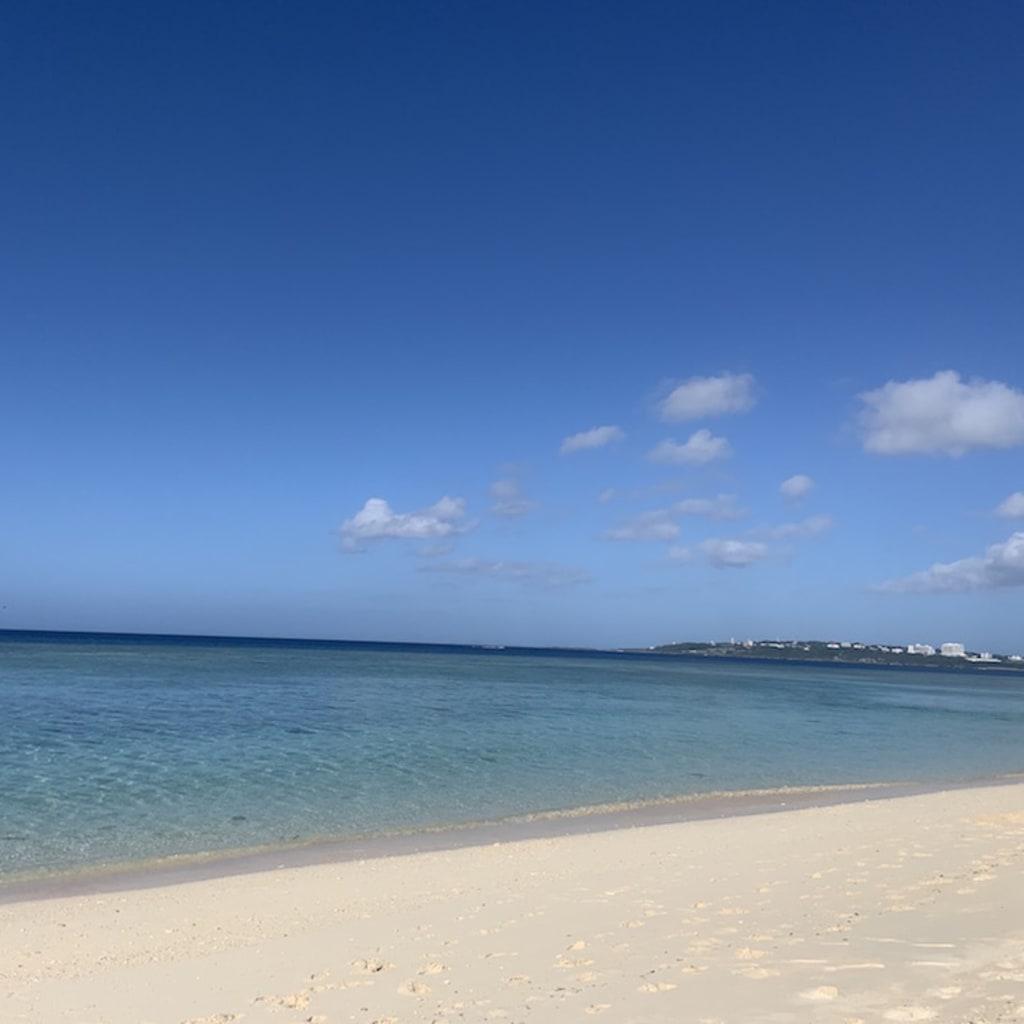 初めまして!!沖縄からきました☺︎*・゜゚・*: