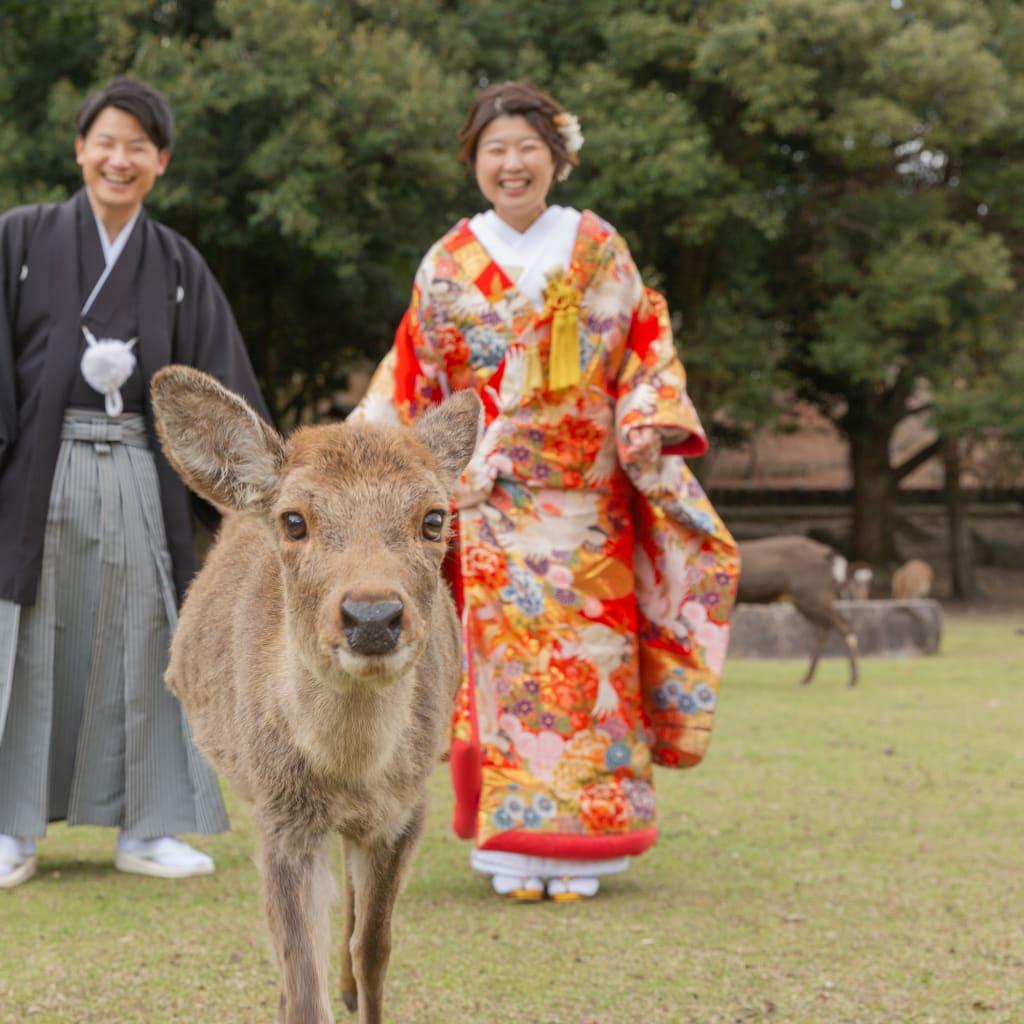秋の思い出in奈良