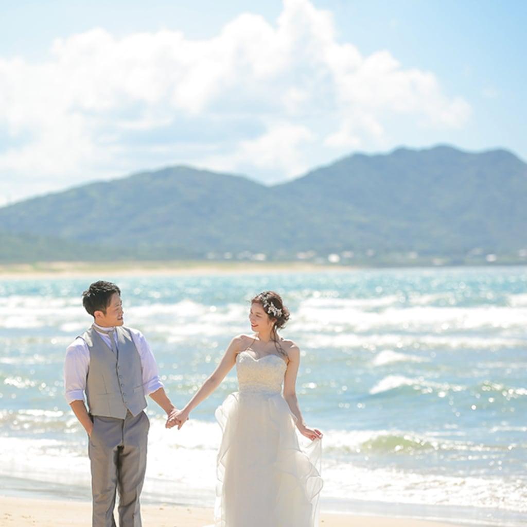 真夏の糸島は海が最高にきれいです!