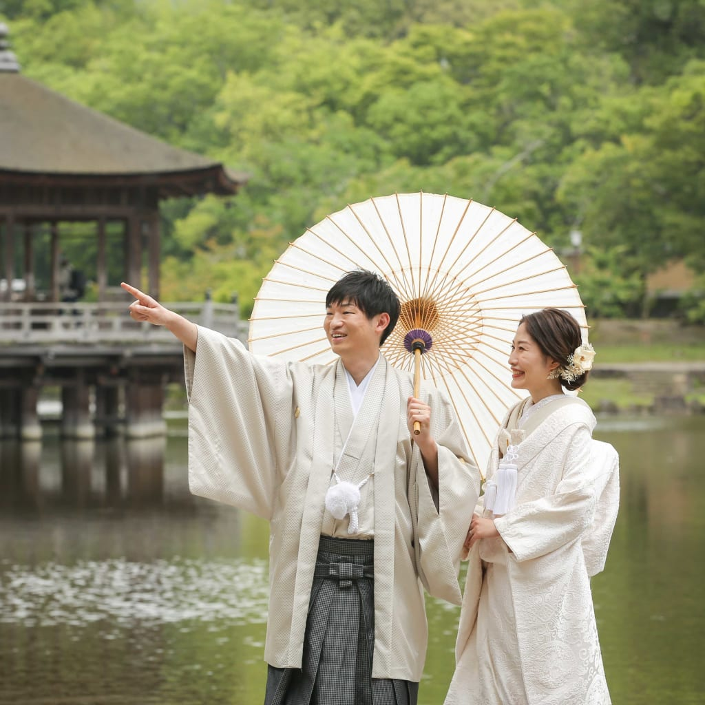 浮見堂&奈良公園ロケーション