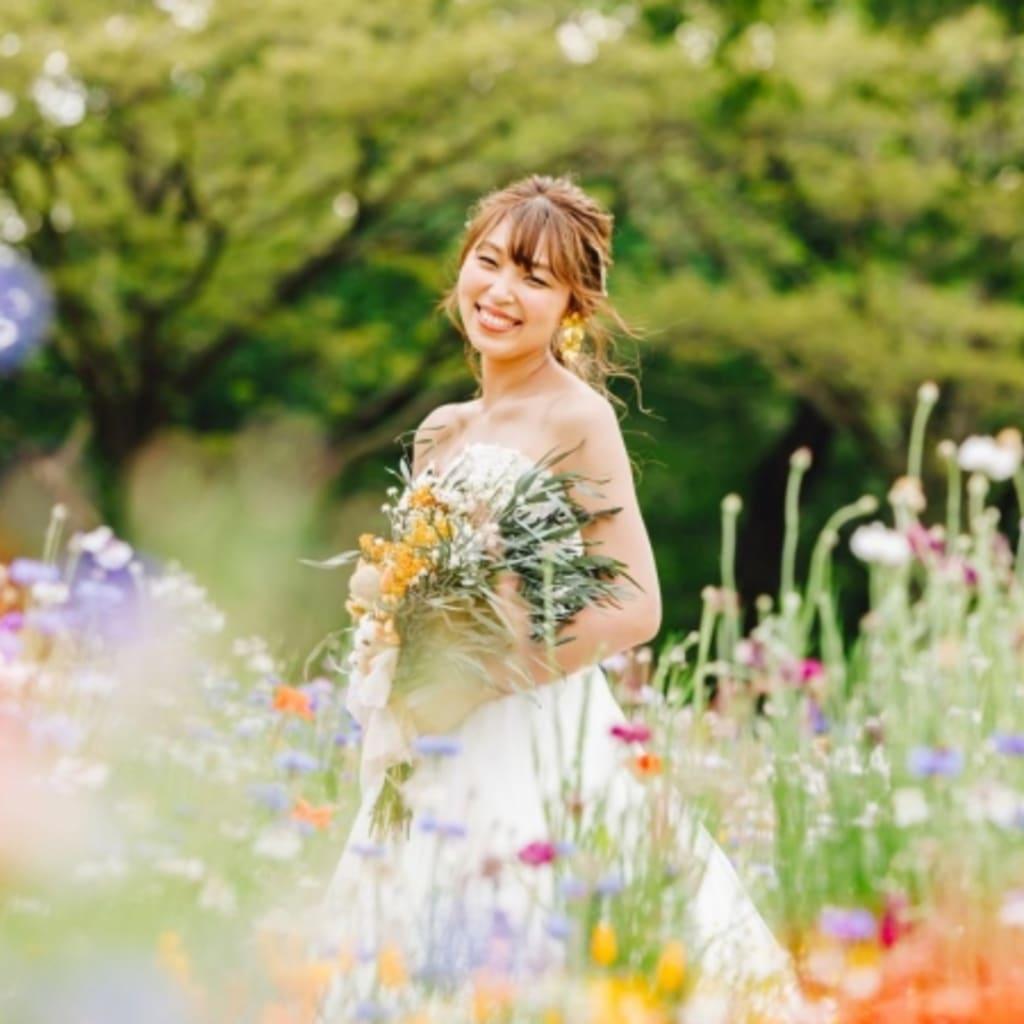花嫁さんを最高に可愛く。