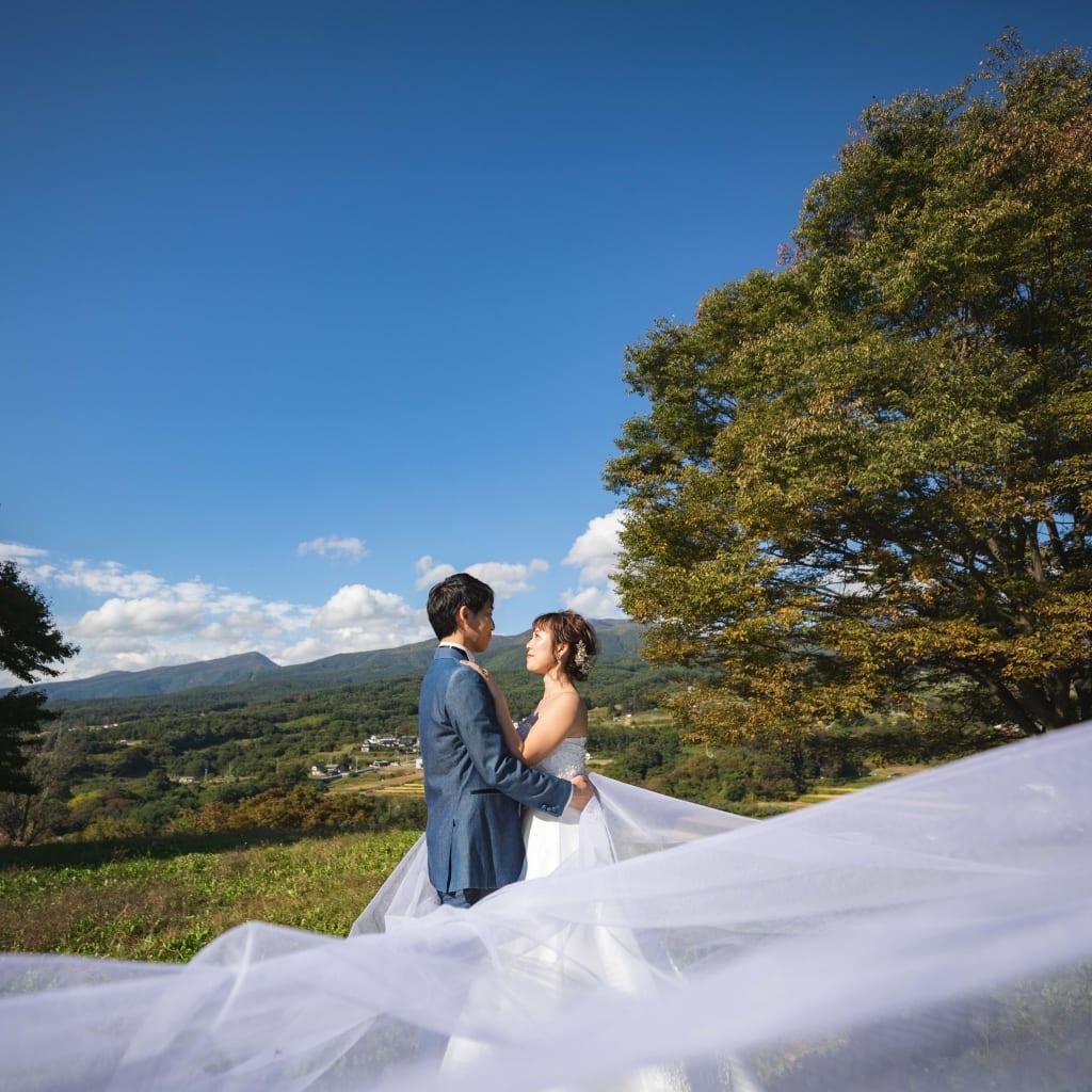 軽井沢で、綺麗に可愛く♪