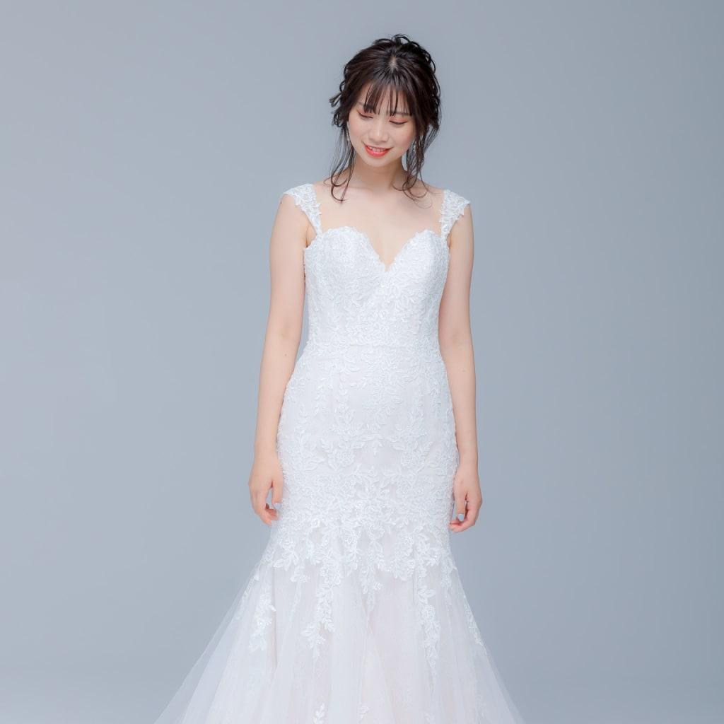 新作ウェディングドレスのご紹介◎マーメイドライン