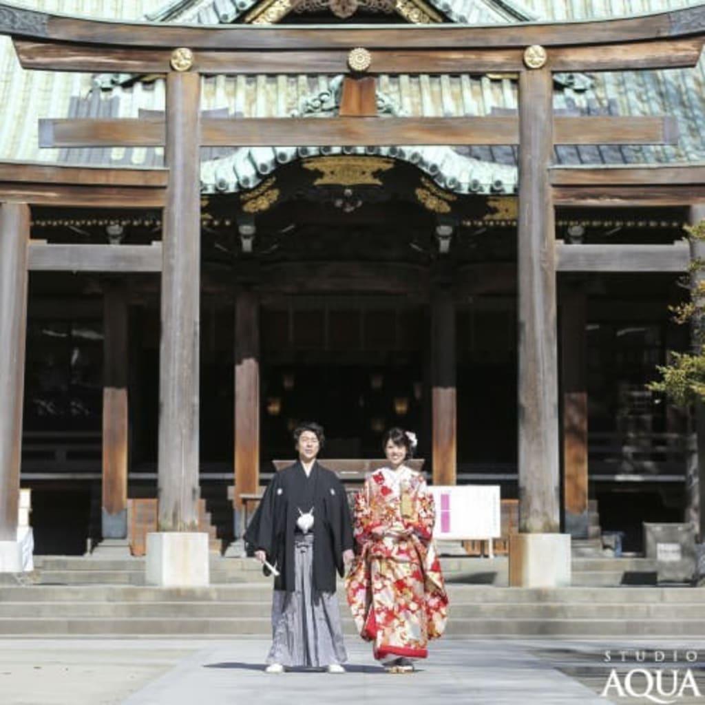 AQUA_神社ロケーション_お客様ギャラリー