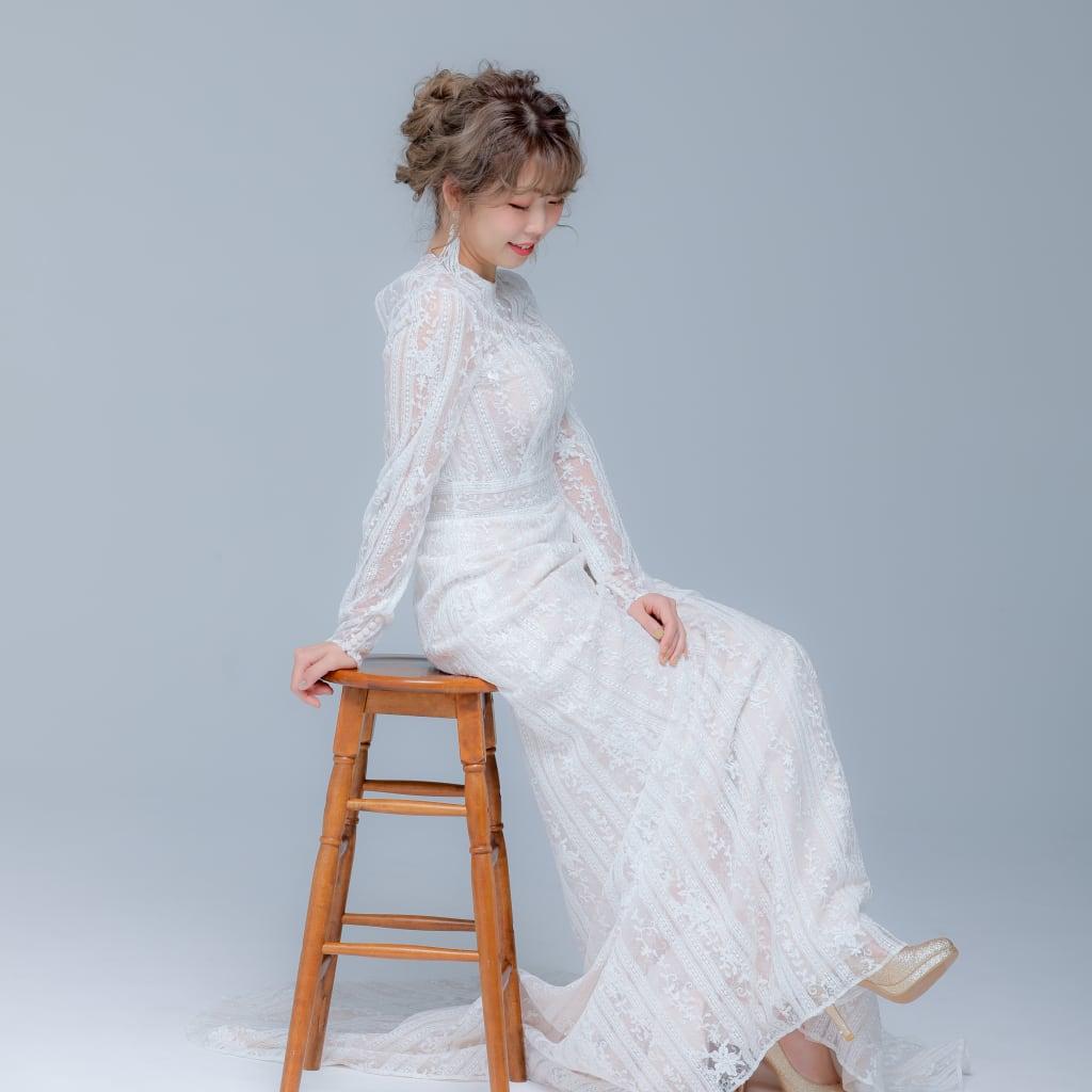 新作ウェディングドレスのご紹介◎【マーメイド】