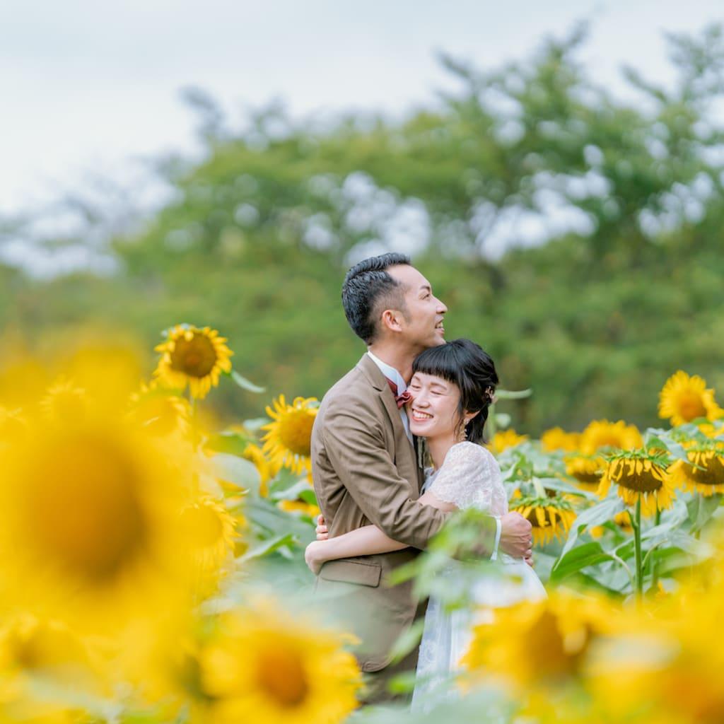 夏の昭和記念公園