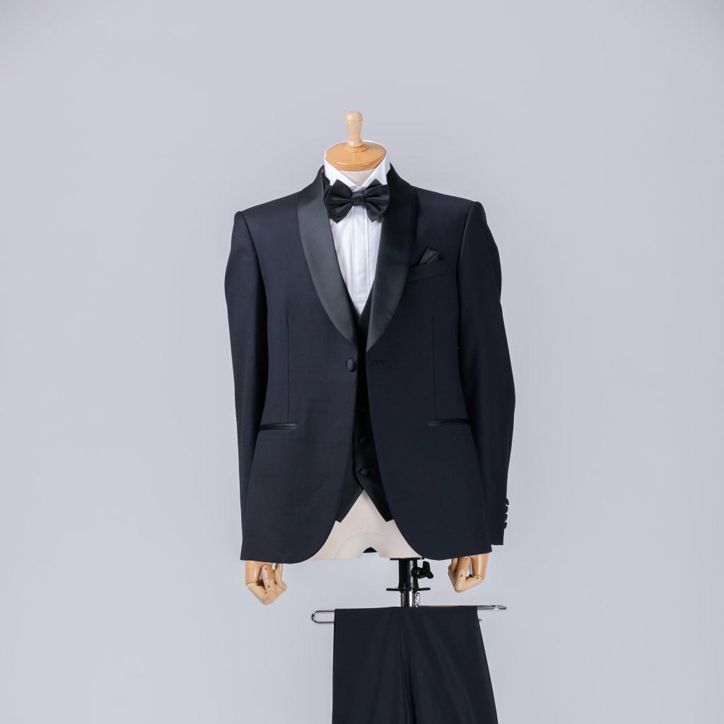 新郎の洋装について