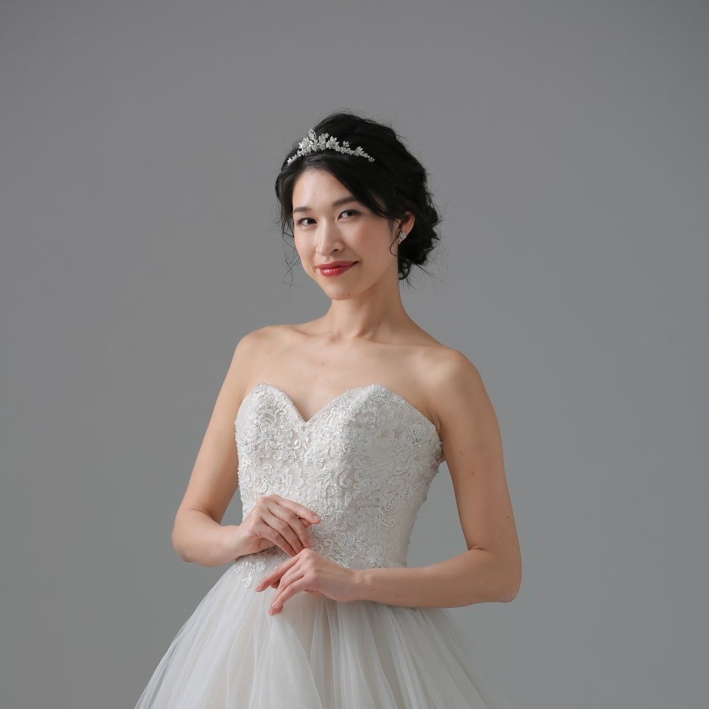 大人ロマンティックな愛されドレス!
