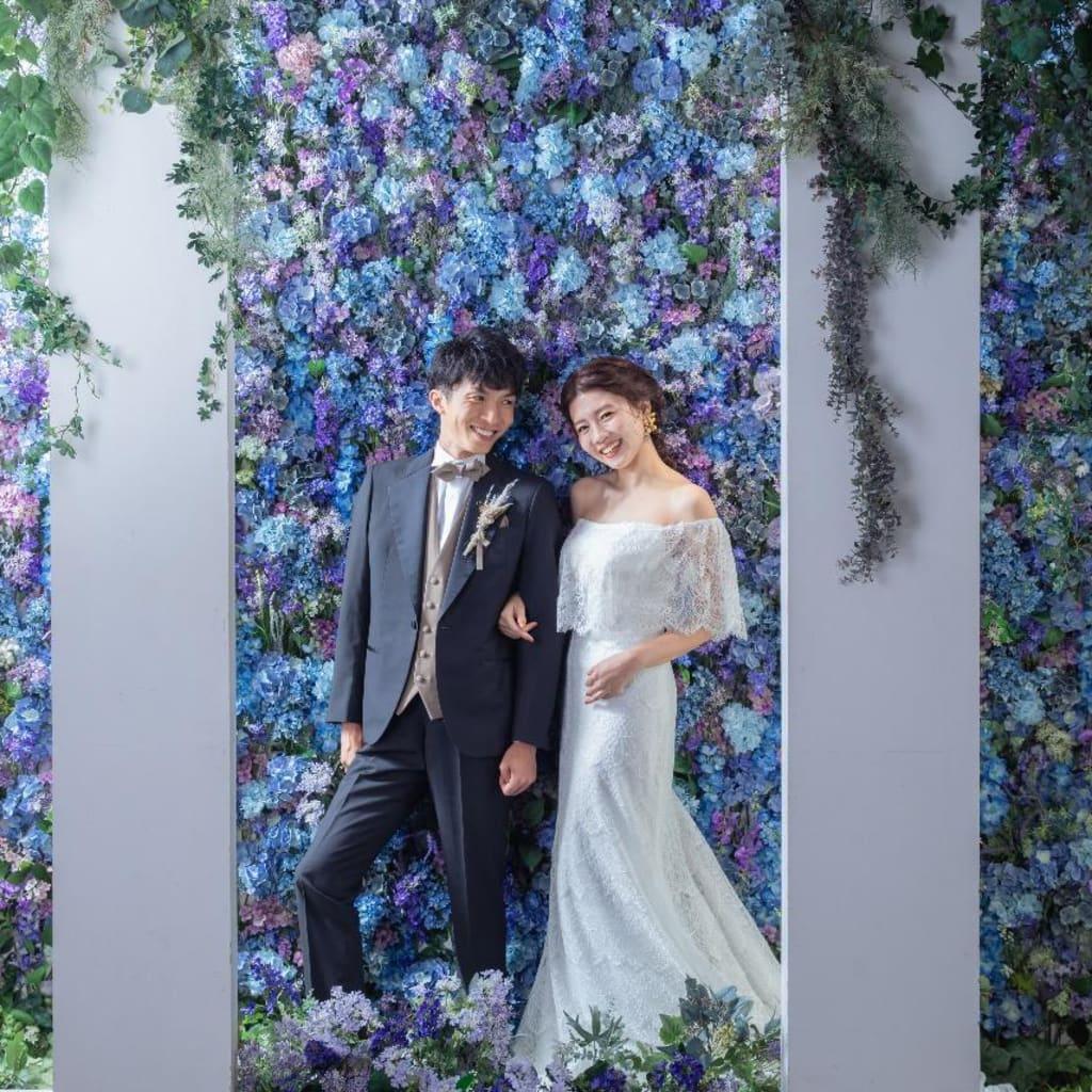 一面お花のチャペルが愛知・名古屋に新登場。フォトウェディング「スタジオ8」スタジオリニューアル