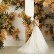 神戸に新登場!お花の壁と撮るフォトウェディング「スタジオTVB神戸ハーバーランド店」スタジオリニューアル