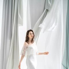甘辛ミックスなウエディングドレスは女性の憧れ