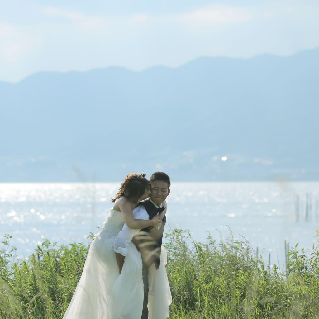 琵琶湖畔ロケーション_お客様ギャラリー