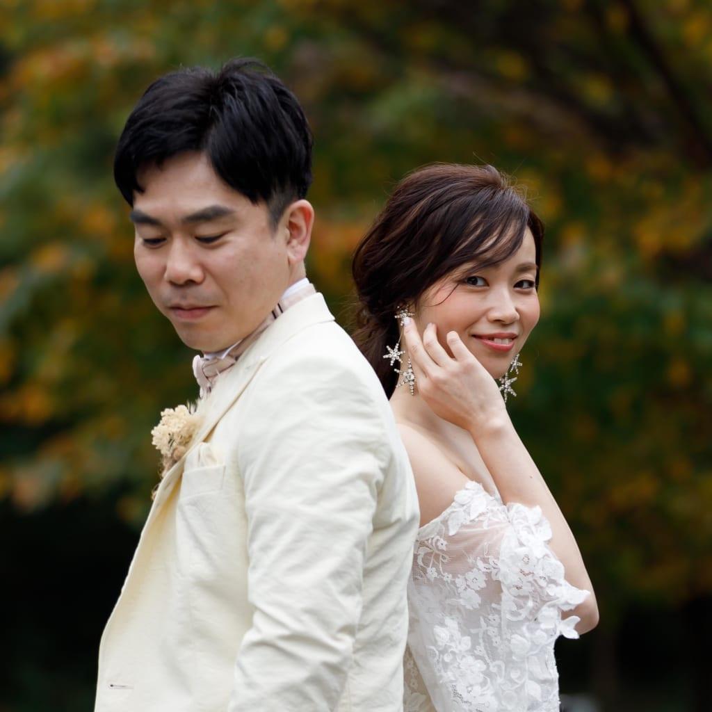 【軽井沢店】秋の軽井沢にて 和洋ロケーション