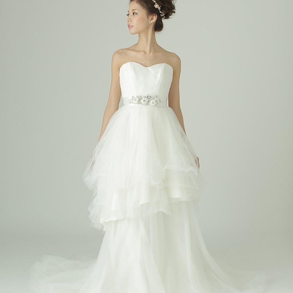 ドレス05 ビージング刺繍ハンカチーフ