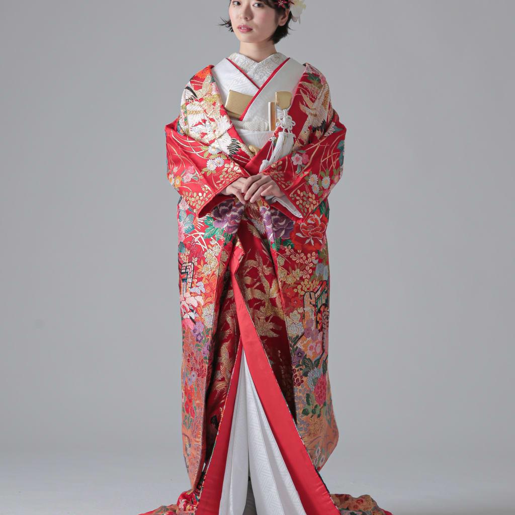 金糸鶴づくし四季花_福岡店