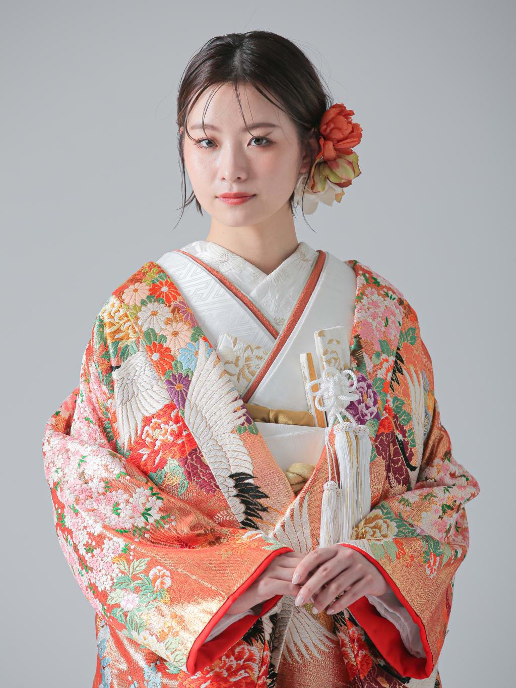 金糸 鶴 四季花 松_福岡店