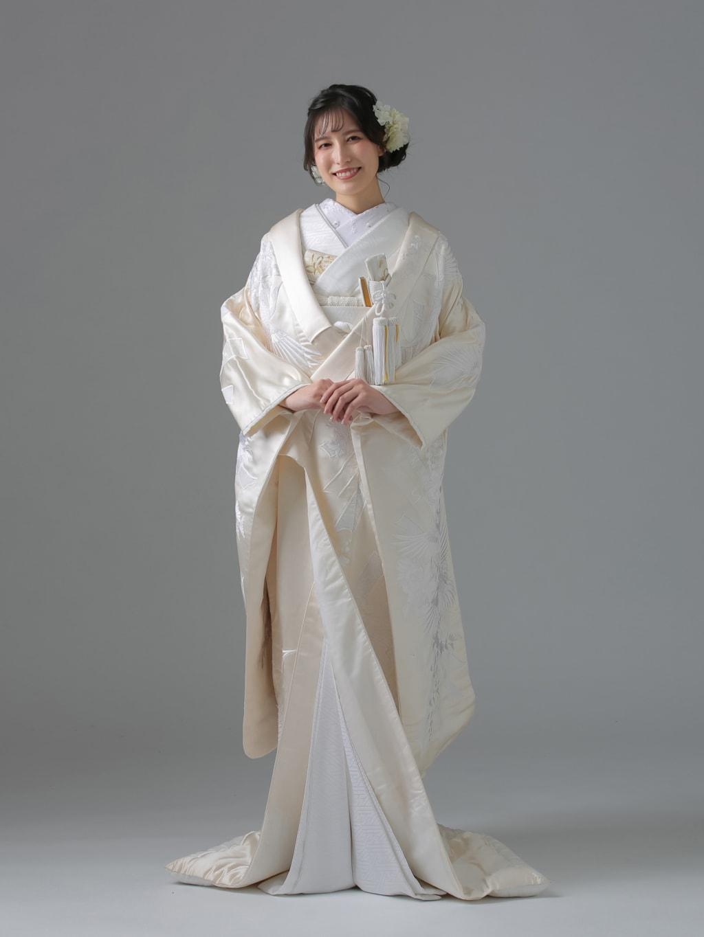 生成り 純白刺繍 束ね熨斗